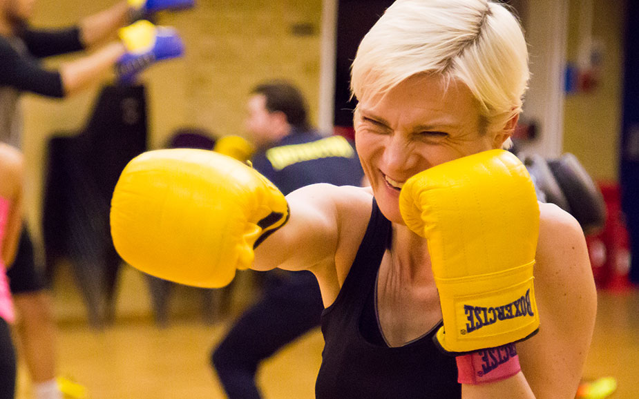 Boxercise Advanced Skills | Become an instructor | Boxercise